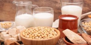 leche de espelta