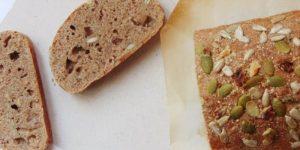 pan de espelta receta
